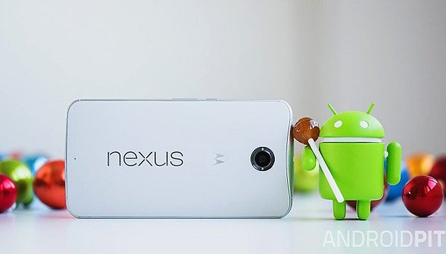 Test du Google Nexus 6