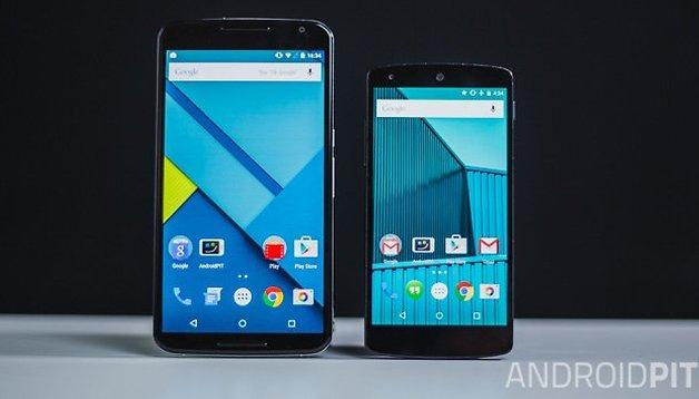Nexus 6 vs Nexus 5: chi vincerà il derby?