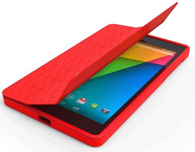 Nexus 7 bìa folio phía trước