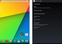 Android 4.4 auf dem Nexus 7 (2013) installieren: So funktioniert es!