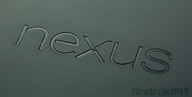nexus7 back logo