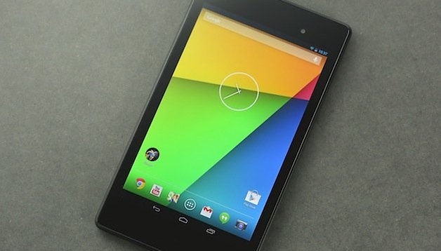 How to factory reset the Nexus 7 (2013) for better performance