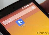 Nokia X: Browser auf Nexus 5 ausprobiert
