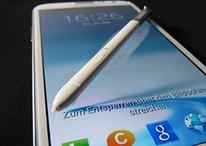 Le Samsung Galaxy Note 2 fait un carton