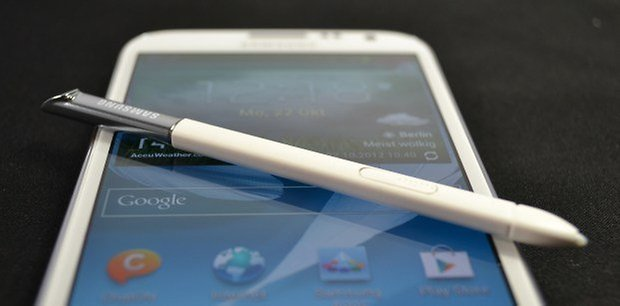 Samsung Galaxy Note 2 S-Pen