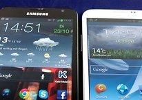 Galaxy Note 2 contro Note 1: vale la pena cambiare?