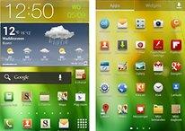 Update verleiht Galaxy Note neue Oberfläche