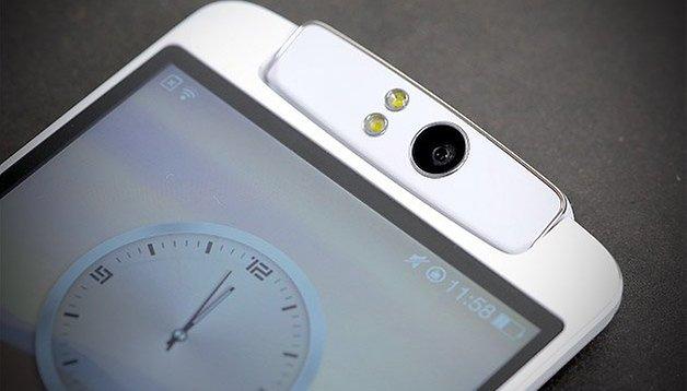 Test du Oppo N1, le smartphone de Cyanogen Inc.