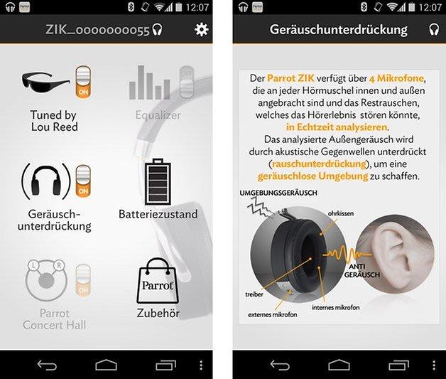 Gadget der Woche: Parrot Zik, der Bluetooth-Kopfhörer mit aktiver Geräuschunterdrückung