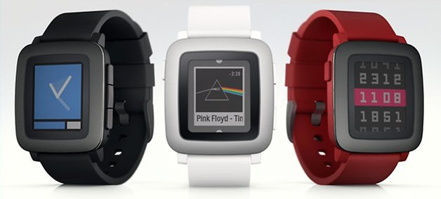 pebble time designs