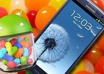 Nouvelle mise à jour Jelly Bean fuitée pour le Samsung Galaxy S3