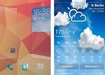 Galaxy S4: Launcher und Wetter-Widget für andere Smartphones