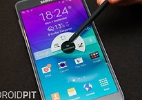 How to take a screenshot with the Galaxy Note 4