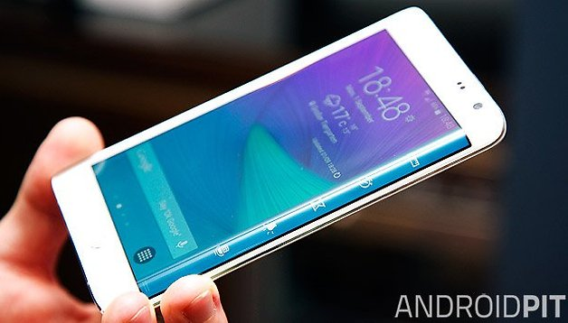 Test comparatif : Samsung Galaxy Note Edge vs Galaxy Note 4