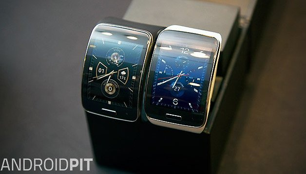 Samsung Gear S: Release und Preis der teuersten Smartwatch bekanntgegeben