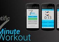 In forma con 7 minuti al giorno con Scientific 7 Minute Workout