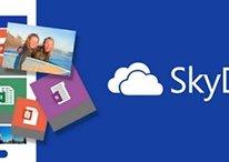 Ya es oficial la app SkyDrive de Microsoft para Android