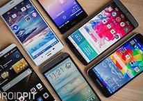 So schnell verlieren die neuen Smartphones an Wert: Preisprognosen 2015