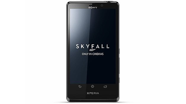 sony xperia t james bond skyfall