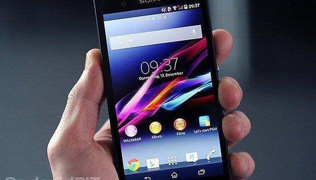 Mise à jour Android 4.3 pour les Xperia Z, ZL, ZR et Xperia Tablet Z
