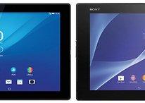 Sony Xperia Z4 Tablet vs. Z2 Tablet: Vergleich der Premium-Modelle