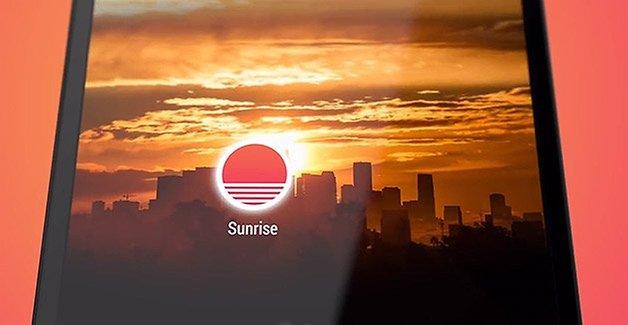 sunrise calendar teaser