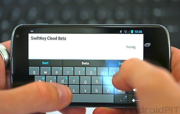 swiftkey cloud beta