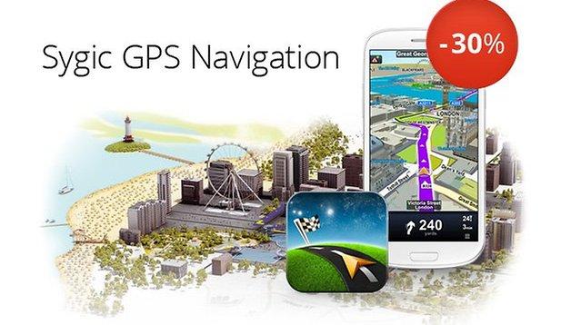 Leser von AndroidPIT erhalten erneut 30 % Rabatt auf Sygic Traffic