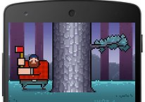 Timberman: Flappy Bird kann einpacken!