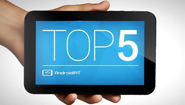 Top 5 Apps für Tablets