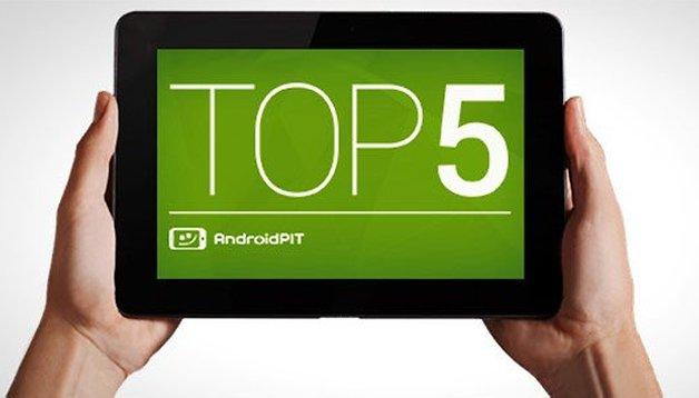 TOP 5 Android Apps de futebol