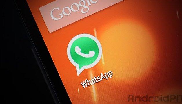 WhatsApp comparison: iOS vs Android