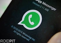 WhatsApp 'Send' button appears in Facebook for Android