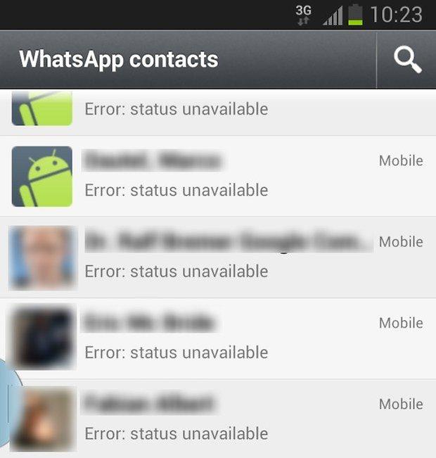 whatsapp pagamento