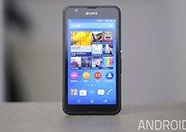 Sony Xperia E4g - Análisis hands-on de un mejorado Moto E