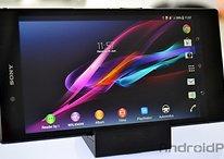 Sony Xperia Z Ultra ausprobiert: Das Ende der Xperia-Z-Reihe