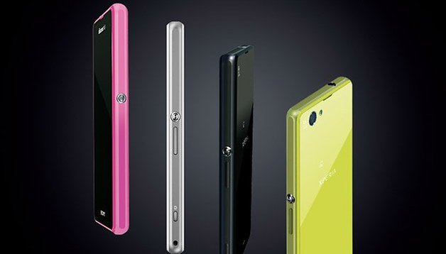 Honey, I shrunk the Honami: Xperia Z1 f announced