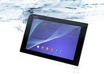 Tablet Xperia Z2 a prova d'acqua presentato da Sony al MWC di Barcellona