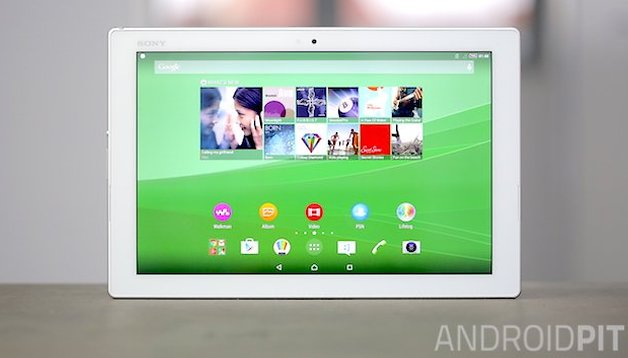 Review preliminar do Sony Xperia Z4 Tablet: o tablet dos sonhos