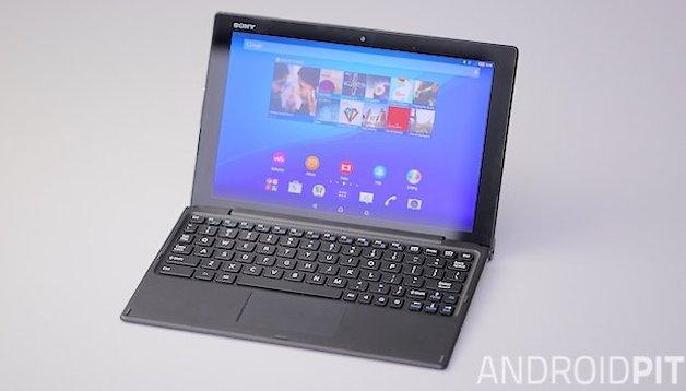 Sony Xperia Z4 tablet : mieux équipée que l'iPad Air 2