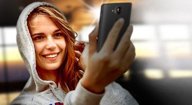 acer liquid e3 plus selfie