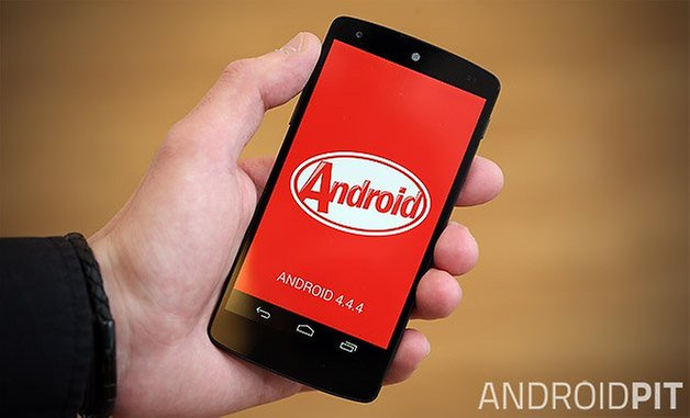 android 444 nexus 5