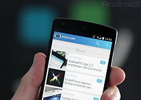 AndroidPIT-App 2.2 erschienen: Die Community-Edition