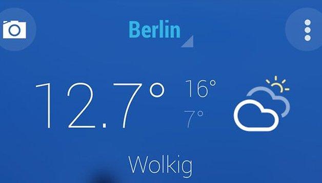 Wetter Machern