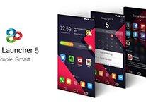 GO Launcher 5.0 mit neuem Design angekündigt