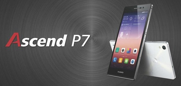 huawei ascend p7 chrome