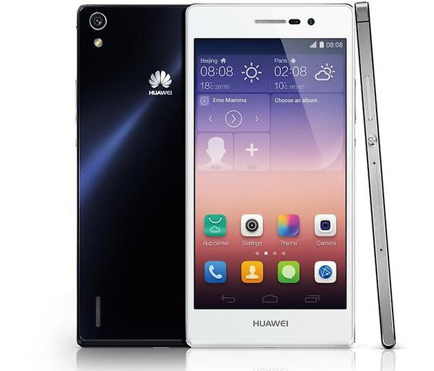 huawei ascend p7 product image