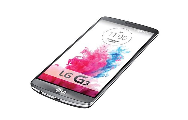 lg g3 front perspective