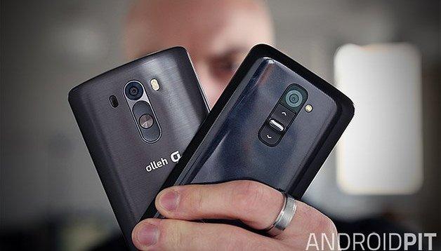LG G2 vs. LG G3: worth the upgrade?