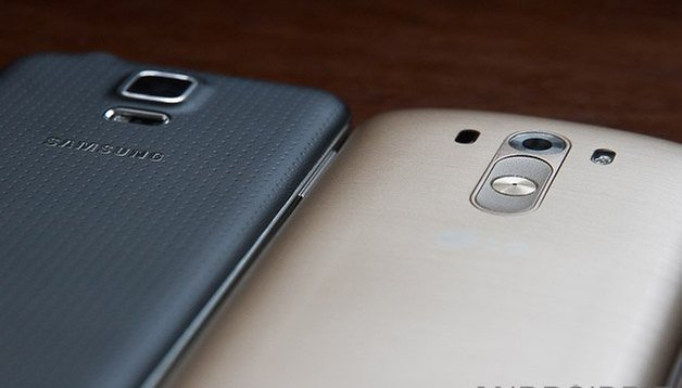 LG G3 vs the competition: Galaxy S5, Xperia Z2, HTC One (M8), Oppo Find 7